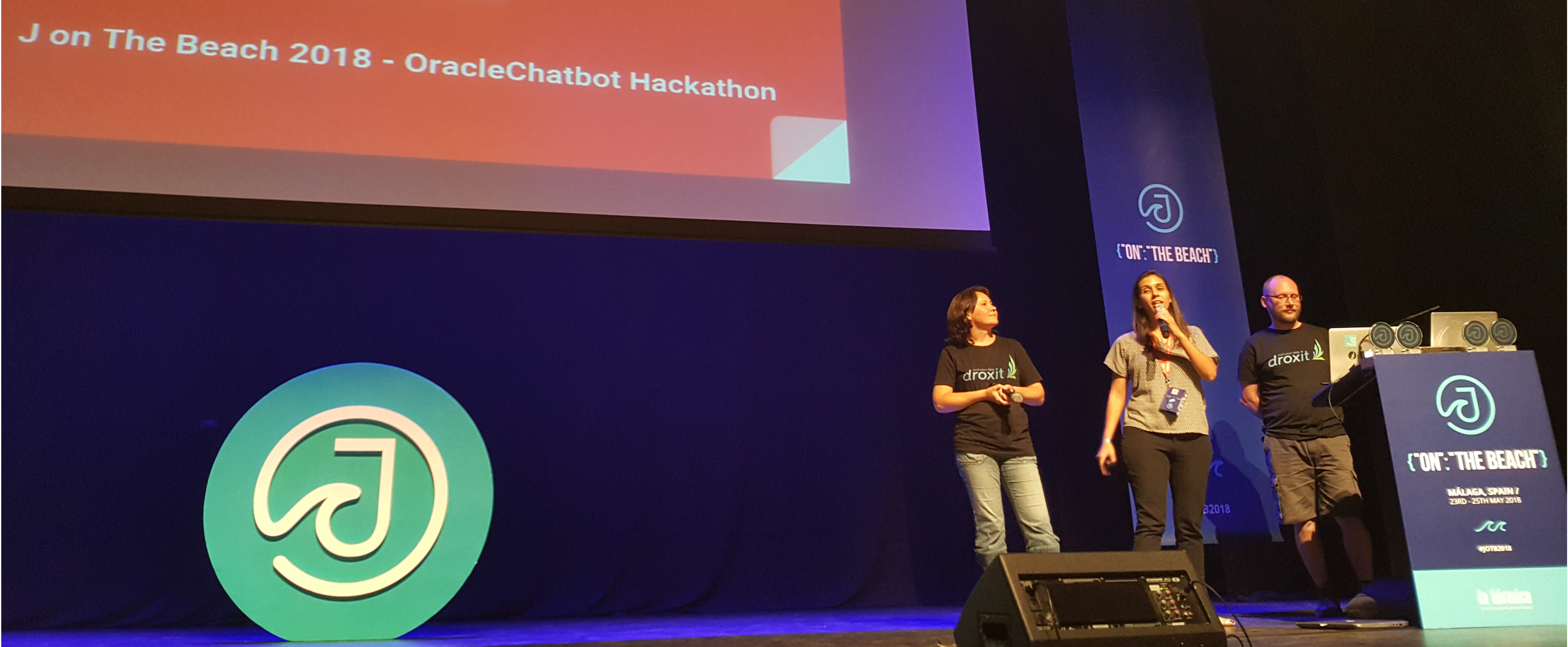 droxIT räumt beim J on The Beach 2018 Hackathon ab